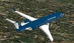 Canadair/Bombardier                   RJ100-LR ver4 Planes Parts Express