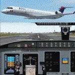 FS2004                   Bombardier/Canadair CRJ700-ER . Atlantic Southeast Airways
