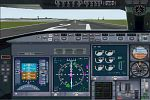 CRJ                   panel FS2000