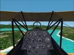 CFS2             Curtiss P-6 Panel