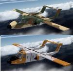 North American Aviation CV-10T Cargo Bronco Package