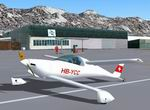FS2004                   Rutan Quickie Q200 HB-YCC Textures only