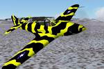 FS2004                   Bell P-39D Airacobra Tiger Meet