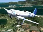 FS2004/FSX Yak-11 racer CZECH