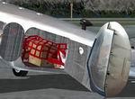 FS2004                  Beechcraft D18S Cargo Version Upgrade.