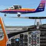 FS2004                   Project GlobeTwotter DHC6-300. Air Jamaica Express