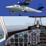 FS2002                   Project GlobeTwotter DHC6-300. Aeropelican Air Services