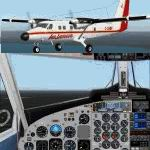FS2004                   Project Globe Twotter DHC6-300. Air Labrador