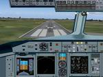 FS2004                   Dash8-400 Panel.