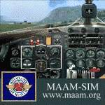 FS2004/FS2002                     Douglas DC-3 MAAM-SIM Panel Modifications