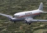 FS2004                   Douglas DC-3 RUTACA Textures only