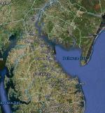FSX Delaware Airfield Locator