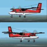 FS2002                   Pro DeHavilland DHC6-300 Twin Otter Kenn Borek Airways Ltd,