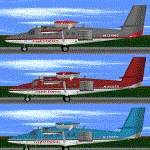 FS98                   Freefall Express Twin Otter Collection