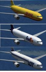Boeing 767-300 GE CF6 Multi Package
