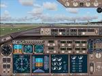 FS2004                   Modified Boeing 777 Panel.