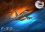 FS2004                   DSB Freeware Northrop F-20