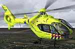 FS2004                      Eurocpoter 135 Trauma Helicopter PH-ULP (Germany)