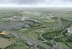 London Stansted Airport (EGSS), UK