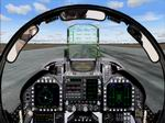 Updated:                     FS2004 EdA Ejercito del Aire Espano McDonnell-Douglas/Boeing                     EF-18A+ Hornet