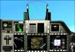FS2004/2002                   F-22 Panel