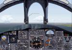 FS2000                   - Full Moving parts - Aeritalia/Lockheed F-104S.