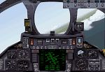 """FS2000                   Grumman F-14A Tomcat """"Jolly Rogers"""". Version 1.11"""