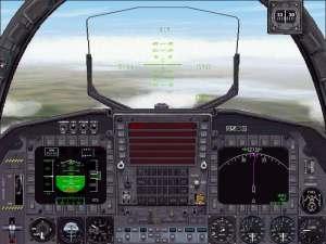 FS2000                     F-15C Eagle Boeing F-15C