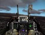 F-16                   Panel Modification.