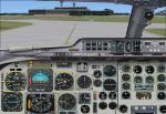 FSX Fokker F-28 Fellowship Updated Package