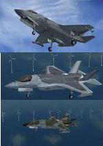 Lockheed Martin F-35B 3 livery Package