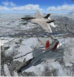 Lockheed Martin F-35C USN Twin Pack