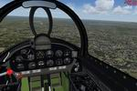 FSX                   Grumman F9F-5 Panther Package,