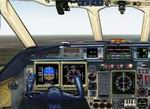 FS2004                   Bluestream Airlines (va) - Dassault Falcon 7x
