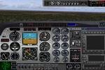 FS2004                   SAAB 340 Crossair.