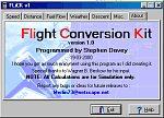 FLiCK                     v1 - Flight Conversion Kit