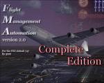 FSX                   Flight Management Automation (FMA)
