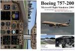 FS2004                   Manual/Checklist Boeing 757-200