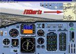 FSCharts                   aeronautical chart viewer.