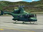FSX                   Gmax Bell430 Nepal Army Air Wing