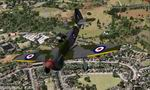 FSX                   Hawker Tempest VI,NX142 GN-G from 249 Squadron of the Royal                   Air Force in 1948