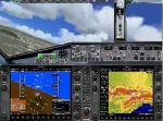 Mike Stone Cessna 404 Garmin G1000 Panel