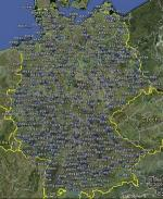 FSX Germany Airfield Locator