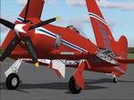 FS2004                   Hawker Sea Fury FB11 G-Fury.