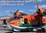 FSX Newfoundland SERT CL-215 mission V5.00 Final release !