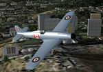 FS2004                   Fiat G55 Centauro in fictitious RCAF colours Textures only