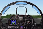 FS2000                   McDonnell Douglas AV8B Harrier II (Night Attack)