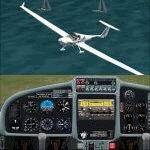 FS2004                   Diamond HK36 Motor Glider TTC115 Czech Republic and Reg_ID:                   OE-KHK, Austria
