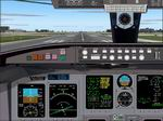 FS2004                   Canadair Regional Jet panel Version 3