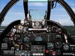 FS2004                   Photorealistic Panel for the Hawker Hunter F.Mk.6